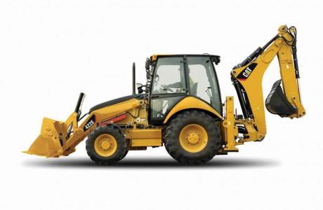 Backhoe-Hire-Melbourne