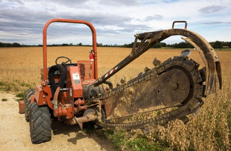 trenching-machine-hire-melbourne